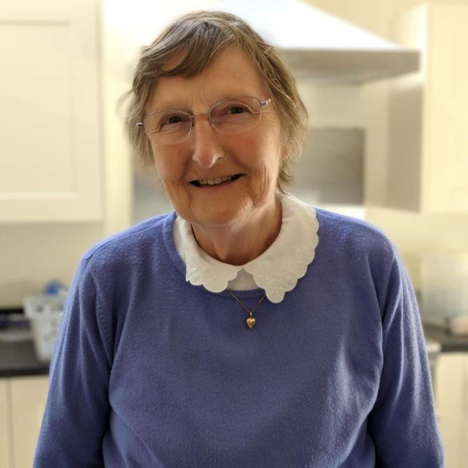 Pat Bright - Parish Centre Manager