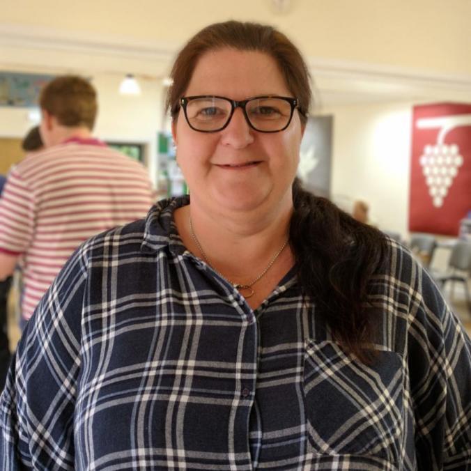 Liz Birch - Weddings, Banns, Parish Centre Development Worker