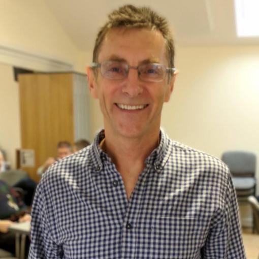 Paul Hodge - Church Warden